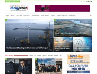 energyworldmag.com screenshot