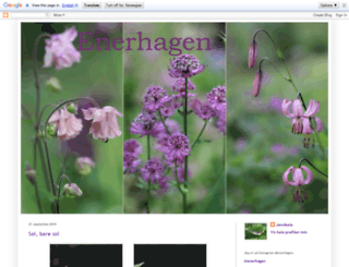 enerhagen.blogspot.no screenshot