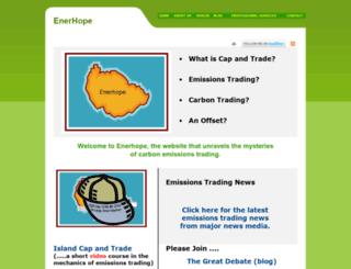 enerhope.com screenshot
