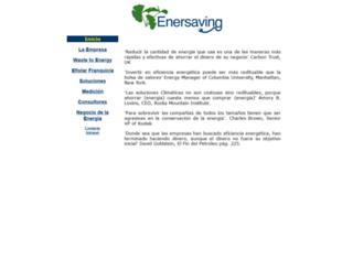 enersaving.com.mx screenshot