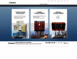 enertech.koreasme.com screenshot