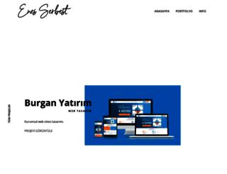 enesserbest.com screenshot