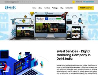 enestservices.com screenshot