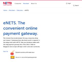 enets.com screenshot