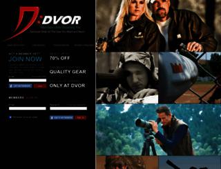 enews.dvor.com screenshot
