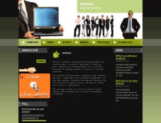 enewz.webnode.in screenshot
