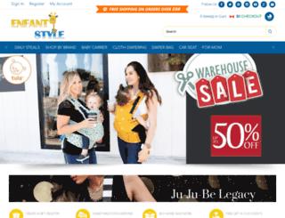 enfantstylediapers.com screenshot
