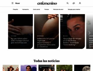 enfemenino.com screenshot