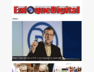 enfoquedigital.bigpress.net screenshot