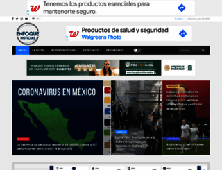 enfoquenoticias.com.mx screenshot