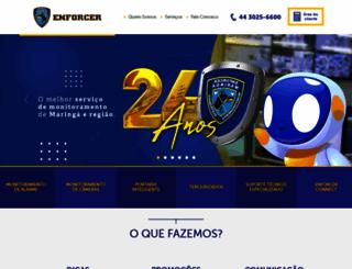 enforcer.com.br screenshot