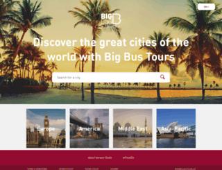 eng.bigbustours.com screenshot