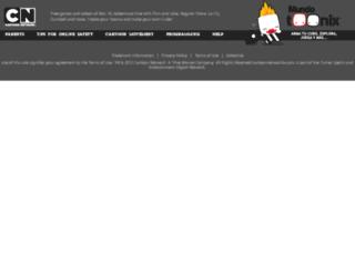 eng.cartoonnetworkla.com screenshot