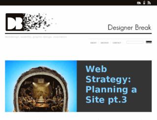 eng.designerbreak.com screenshot