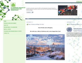 eng.gerontology.ru screenshot