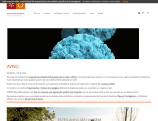 eng.uminho.pt screenshot