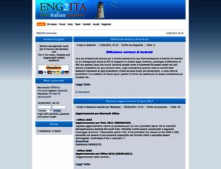 eng2ita.net screenshot