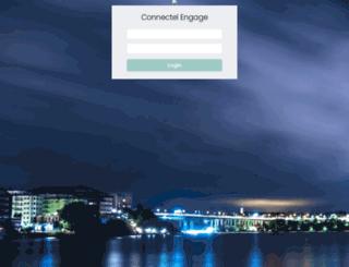 engage.connectel.se screenshot