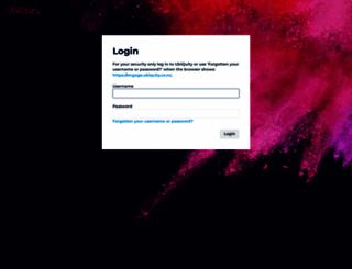 engage.ubiquity.co.nz screenshot