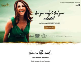 engagedatanyage.com screenshot