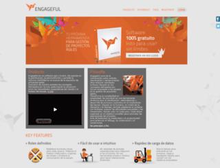 engageful.com.ar screenshot