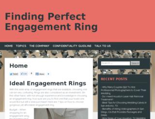 engagement-rings-tips.com screenshot
