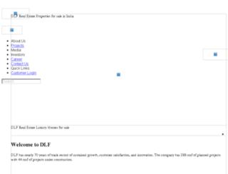 engagement.dlf.in screenshot