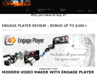engageplayer-review.com screenshot
