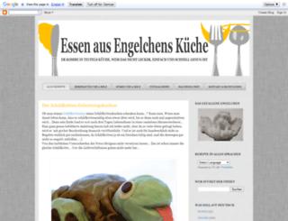 engelskueche.blogspot.com screenshot