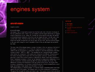engine-jet.blogspot.com screenshot