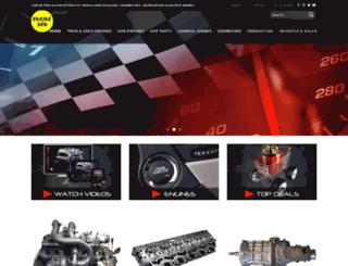 engineden.co.za screenshot