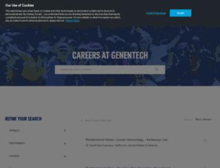 engineer.gene.com screenshot
