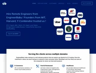 engineerbabu.com screenshot