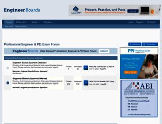engineerboards.com screenshot