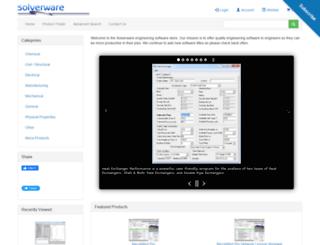 engineering-software.com screenshot