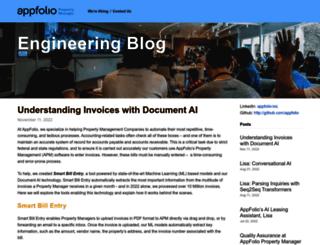 engineering.appfolio.com screenshot