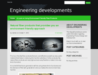 engineeringdevelopments.devhub.com screenshot