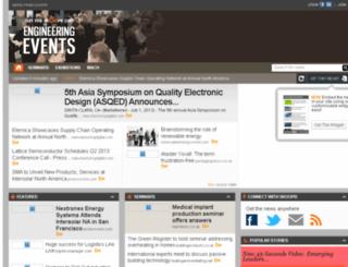 engineeringevents.skoopr.com screenshot