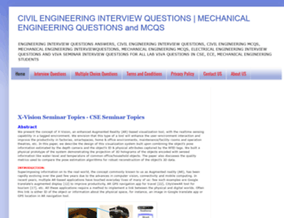 engineeringquestionsblog.blogspot.com screenshot