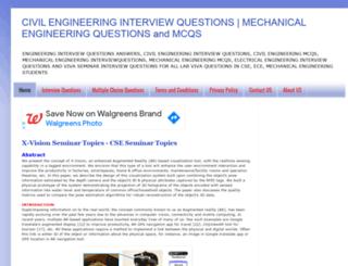 engineeringquestionsblog.blogspot.in screenshot