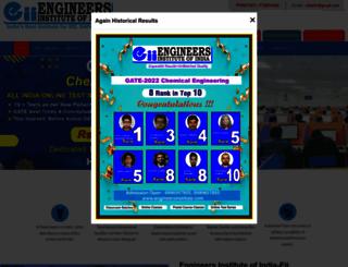 engineersinstitute.com screenshot