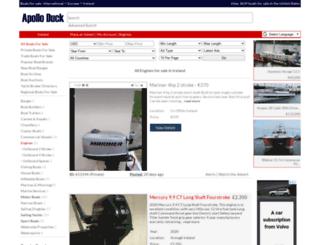 engines.apolloduck.ie screenshot