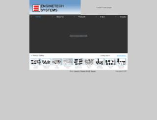 enginetech.co.in screenshot