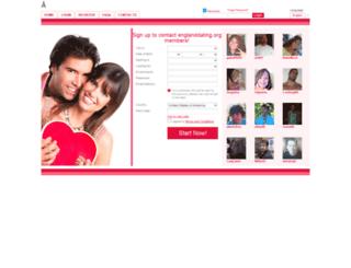 englanddating.org screenshot