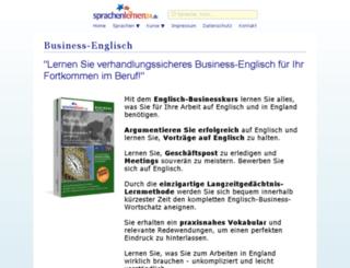 englisch-businesskurs.online-media-world24.de screenshot