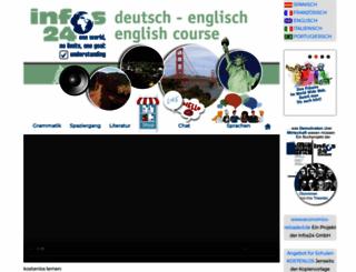 englisch-lehrbuch.de screenshot