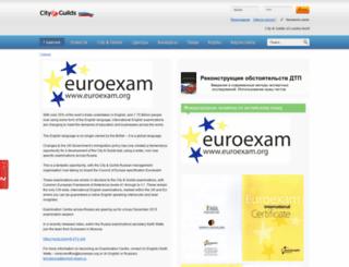 english-exam.ru screenshot