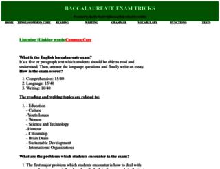 english.errachidia.org screenshot