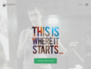 english.etohum.com screenshot