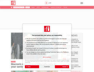 english.rfi.fr screenshot